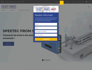electromag.ca screenshot