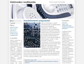 electromatix.pl screenshot