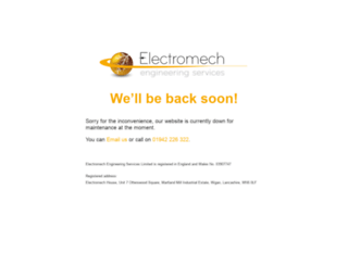 electromech.org screenshot