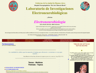 electroneubio.secyt.gov.ar screenshot