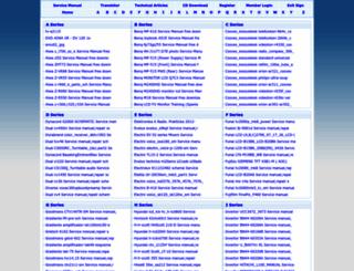 electronic-circuitry.com screenshot
