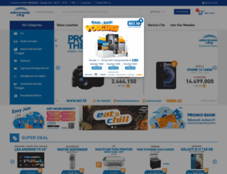 electronic-city.com screenshot
