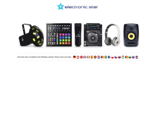 electronic-star.com screenshot