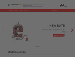 electronica-india.com screenshot