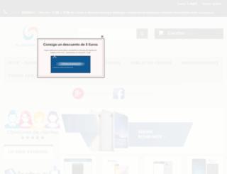 electronicabarata.es screenshot