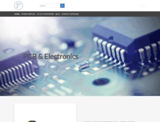 electroniccircuits-central.com screenshot