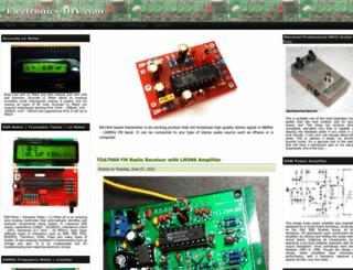 electronics-diy.com screenshot