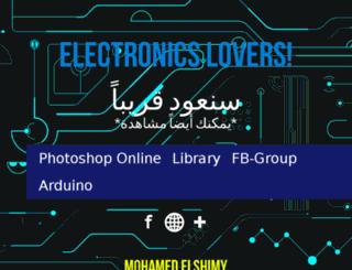 electronics-lovers.com screenshot