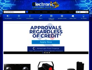 electronicscity.com screenshot