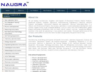 electronicsinstrumentsmanufacturers.com screenshot
