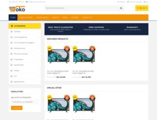 electronicsoko.co.ke screenshot