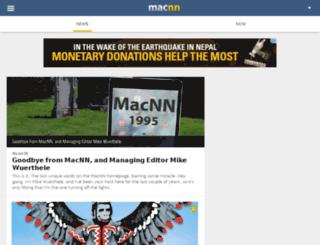 electronista.com screenshot