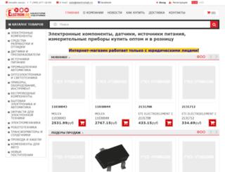 electronlab.ru screenshot