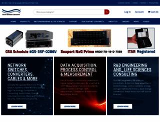 electrostandards.com screenshot