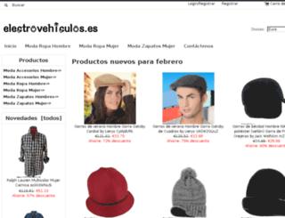electrovehiculos.es screenshot