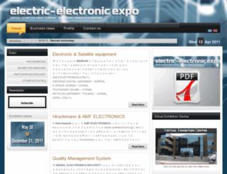 electsystems.gr screenshot
