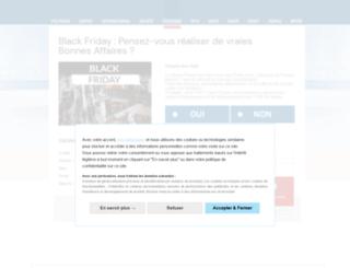 electusa.sondagenational.com screenshot