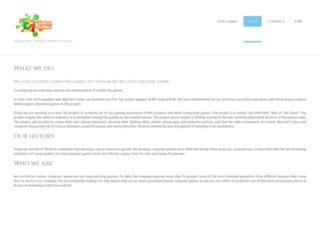 elefun-games.com screenshot
