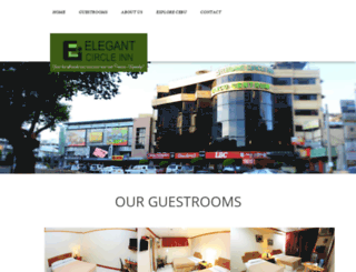 elegantcircleinn.com screenshot