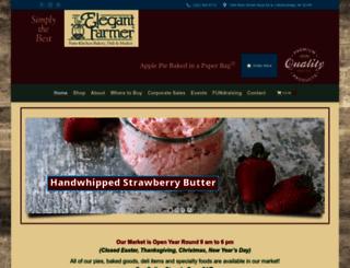 elegantfarmer.com screenshot