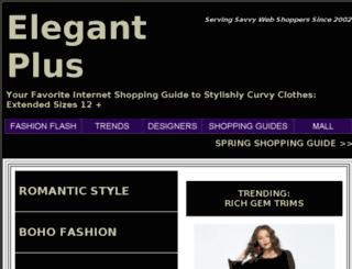 elegantplus.com screenshot