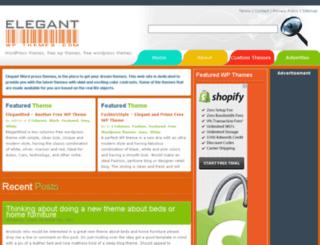 elegantwpthemes.com screenshot