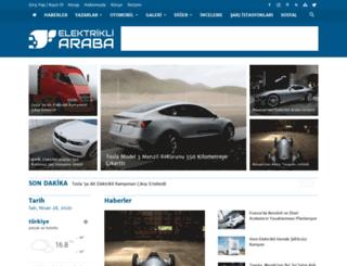 elektrikliaraba.com.tr screenshot