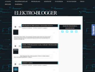 elektro-blogger.blogspot.com.tr screenshot