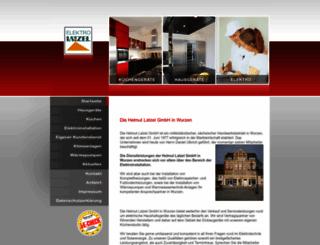 elektro-latzel.de screenshot