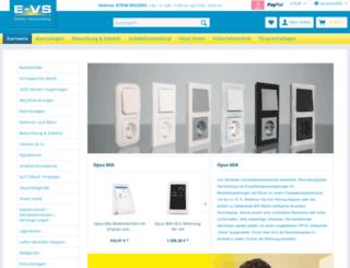 elektro-versandshop.de screenshot