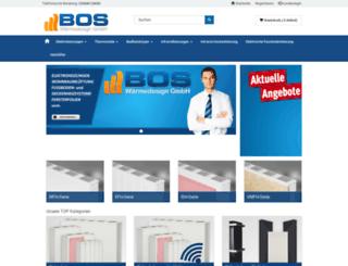 elektroheizungsprofi.de screenshot