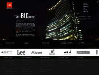 elementd.com screenshot