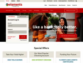 elements.org screenshot