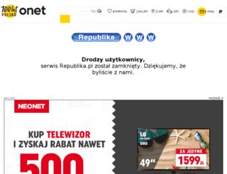elementy-elektroniczne.republika.pl screenshot