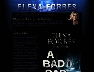 elenaforbes.com screenshot