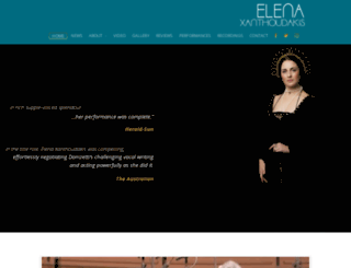 elenaxan.com screenshot