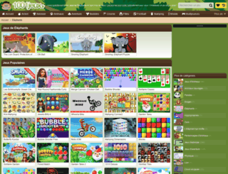elephant.jeuxdelajungle.fr screenshot
