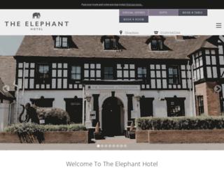 elephanthotel.co.uk screenshot