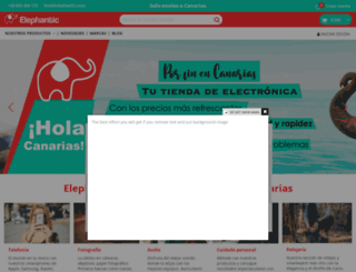 elephantic.com screenshot