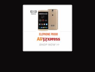 elephonep8000.review screenshot