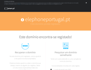 elephoneportugal.pt screenshot