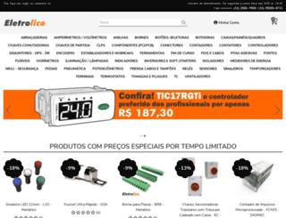 eletrolico.com.br screenshot