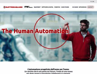 elettrocablaggi.it screenshot