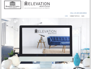 elevationmortgage.ca screenshot