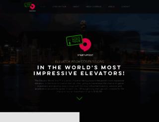 elevatorworldtour.com screenshot