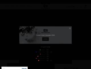 elevenate.com screenshot