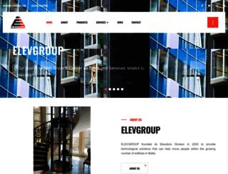 elevgroup.com screenshot