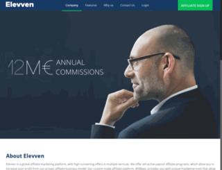 elevven.com screenshot