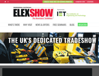 elexshow.info screenshot