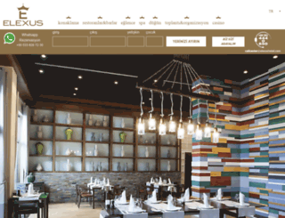 elexushotel.com screenshot